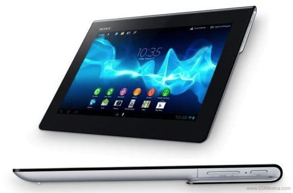 จัดเต็ม videos โปรโมท Xperia Tablet S