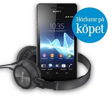 สวีเดนเปิด Pre – Orders Xperia™V เริ่มจัดส่งสินค้าต้นเดือน ธันวาคม