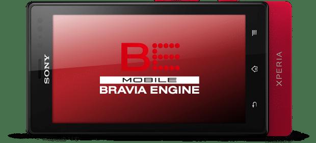 Mobile Bravia Engine 2 สำหรับสาวก Xperia