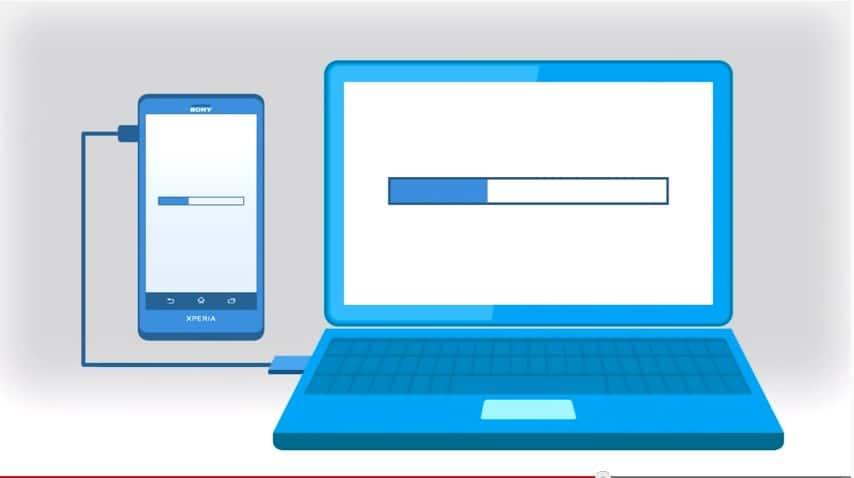 Sony Xperia สามารถรับโอนข้อมูลจาก iPhone โดยผ่าน PC Companion ได้แล้ว