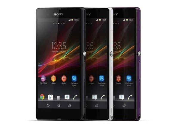 ภาพชุดใหม่ Sony Xperia Z (C660X Yuga) ที่กำลังจะเปิดตัวในงาน CES