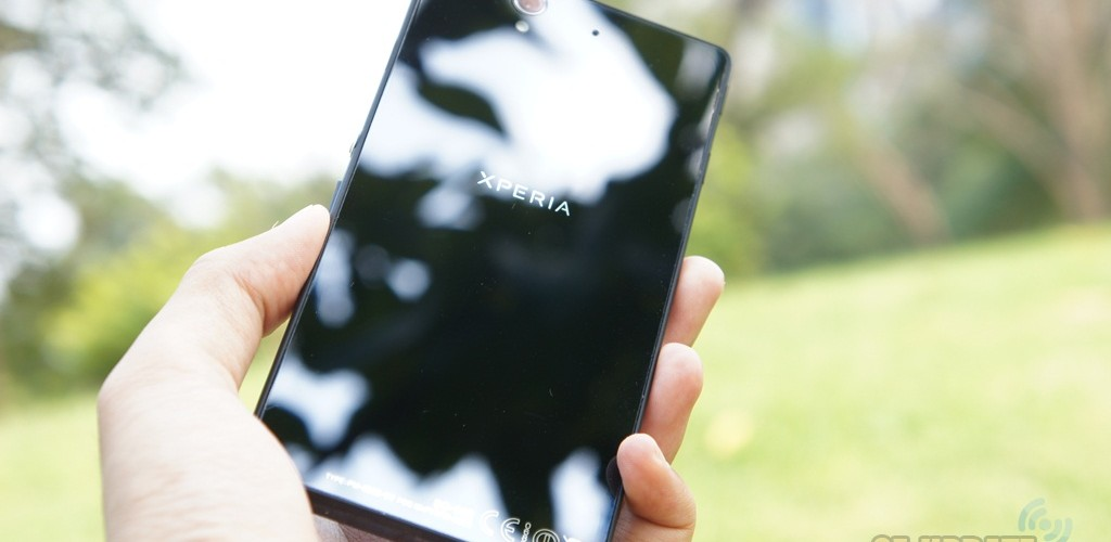 First Sony Xperia Z Review in Thailand