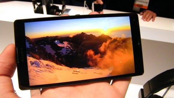 Sony Xperia ZL สมาร์ทโฟนจอสวย