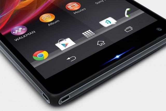 Sony Xperia ZL  เตรียมบุกอเมริกา