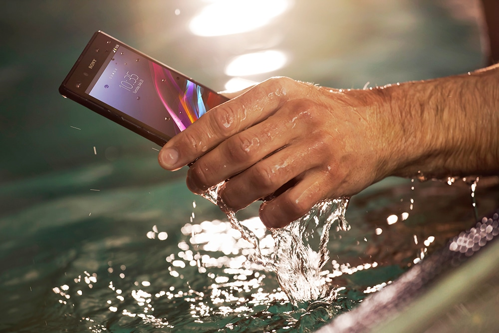 sony-xperia-z-ultra-water