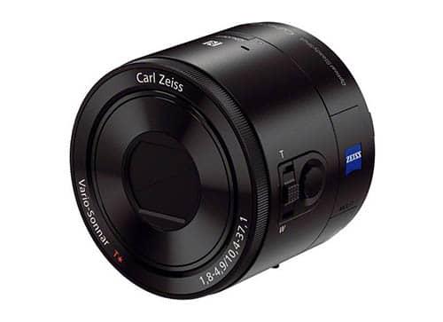 """หลุดรูปเพิ่มเติม Sony Lens หรือในชื่อ """"Smart Shot"""""""