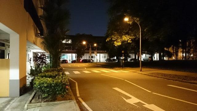 ภาพถ่ายยามค่ำคืนจากกล้อง Xperia Z1