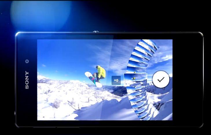 Sony-timeshift