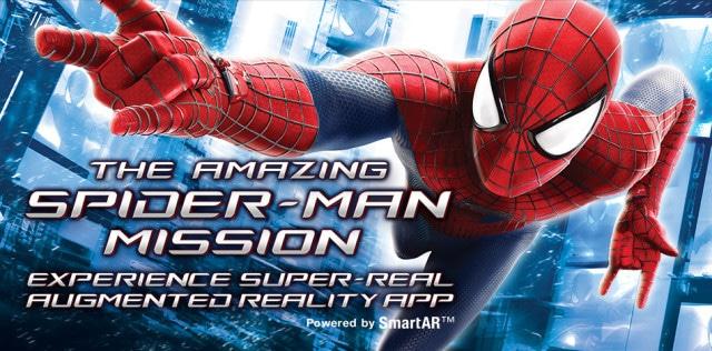Sony เปิดตัวแอพฯ AR Camera ตัวใหม่ต้อนรับการมาของ The Amazing Spider-Man 2
