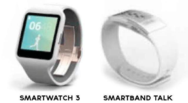 ภาพหลุด SmartWatch 3 และ SmartBand ก่อนเปิดตัว