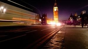 มองลอนดอนยามราตรี (look at London after dark)