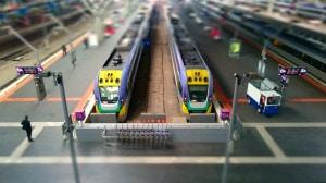 เมลเบิร์นจิ๋ว (Melbourne in miniature)