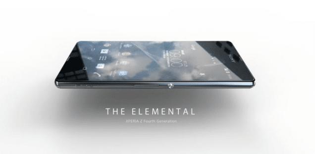 หรือนี่คือหน้าตาของ Xperia Z4? ภาพหลุดจากอีเมลของ Sony