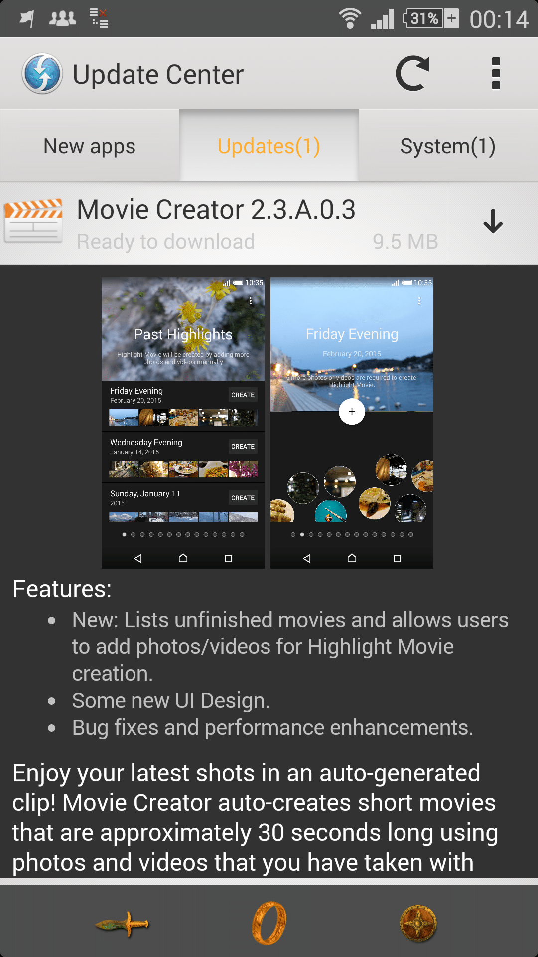 Movie Creator 2.3.A.0.3