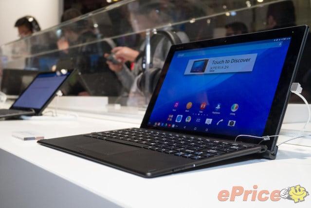 พรีวิว Bluetooth Keyboard BKB50 – เปลี่ยน Xperia Z4 Tablet ให้เข้าสู่โหมดทำงาน