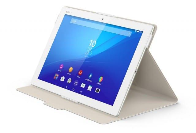 เปิดตัว SCR32 Style Cover เคสฝาพับสำหรับ Xperia Z4 Tablet