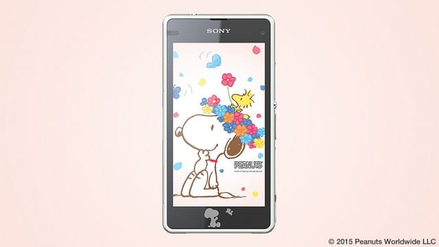 Xperia-J1-Compact-SNOOPY_4-640x360