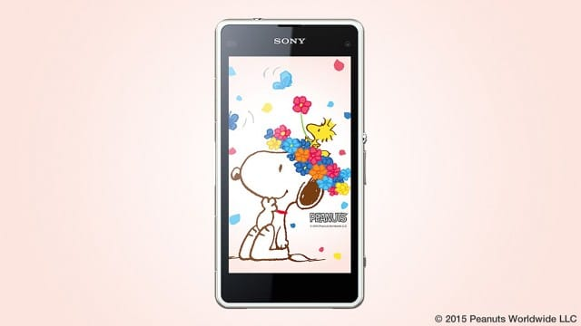 Xperia-J1-Compact-SNOOPY_8-640x360