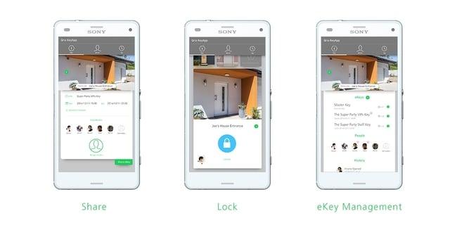 QRIO smart lock1