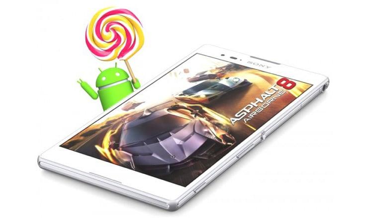 Xperia C3 และ T2 Ultra เครื่องศูนย์ไทยได้รับอัพเดท Android 5.0.2 Lollipop แล้ว