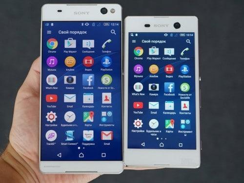 หลุด Xperia C5 และ Xperia M5 สมาร์ทโฟนรุ่นกลางสเปคระดับท็อป