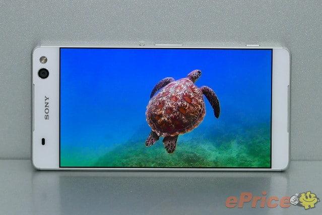 Xperia C5 Ultra screen adjustment06