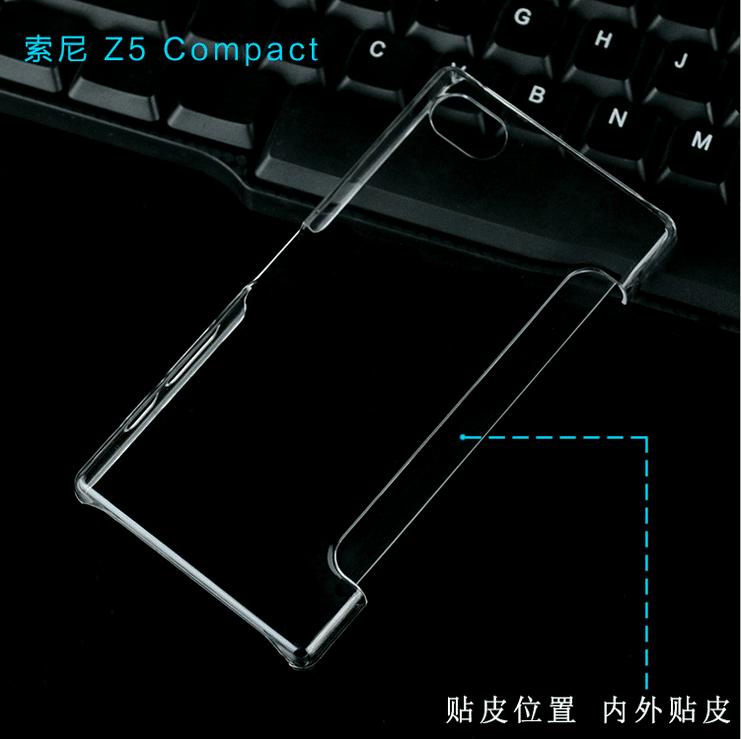 z5 compact case leak