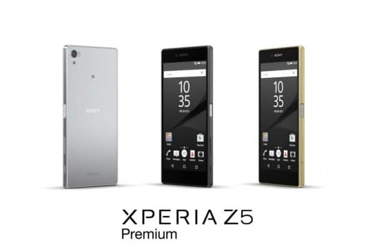 Xperia Z5 Premium เปิดตัวอย่างเป็นทางการ – จอ 5.5 นิ้ว 4K เครื่องแรกของโลก