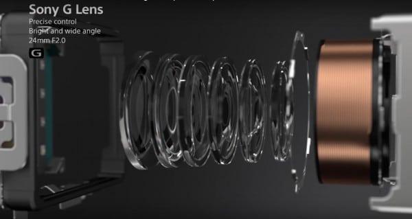 Sony สาธิตซอฟต์แวร์ป้องกันสั่น SteadyShot Intelligent Active Mode บน Xperia Z5