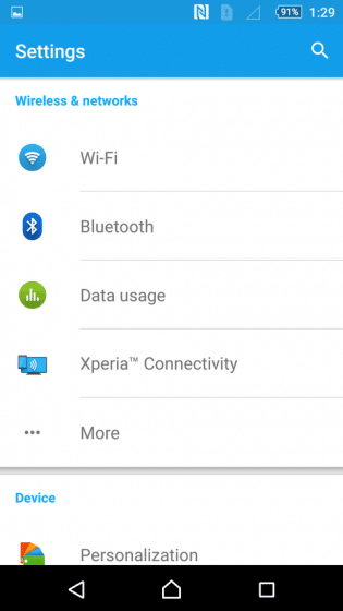 Xperia-Z-Android-5.1.1_2-315x560