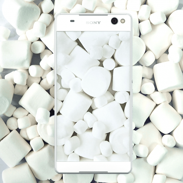 Xperia C5 Ultra Android 6 Marshmallow