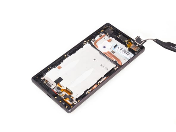 Xperia Z5 teardown 11