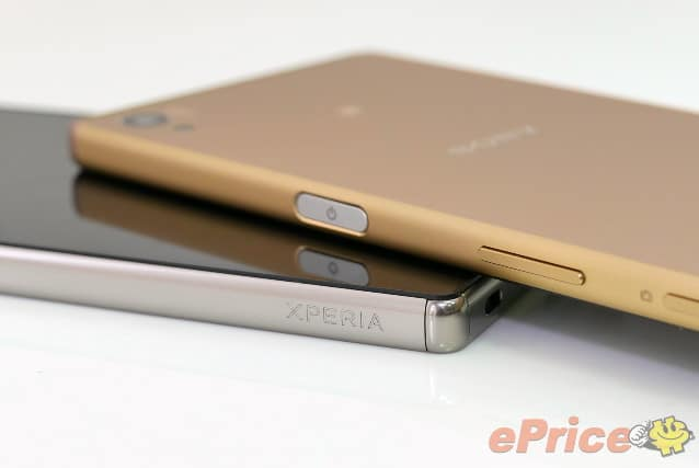 xperia z5 premium next to z5 09