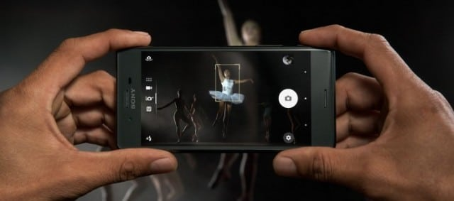Xperia X Performance camera