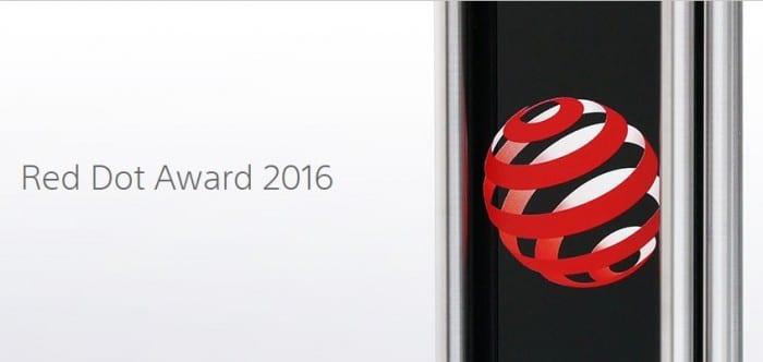Xperia คว้า 4 รางวัลการออกแบบจาก Red Dot Awards 2016 – Sony คว้ารวม 18 รางวัล