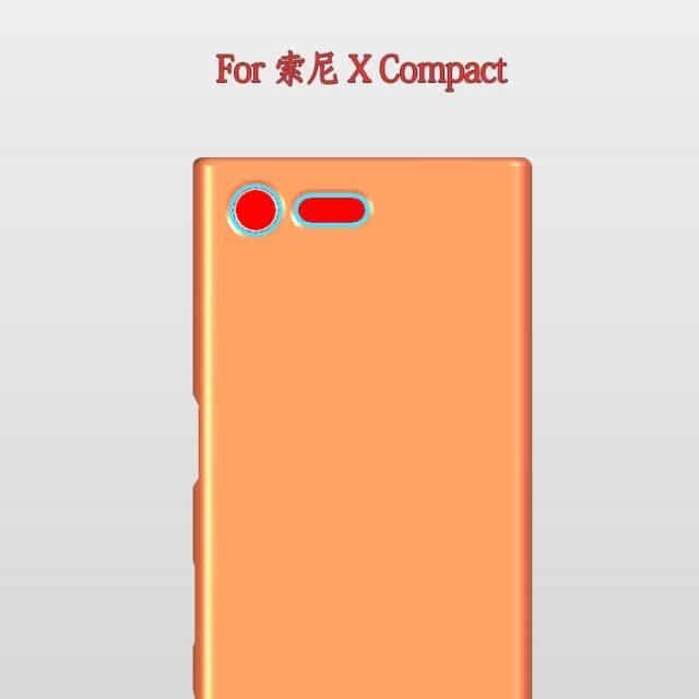Xperia X Compact Hard Case 06