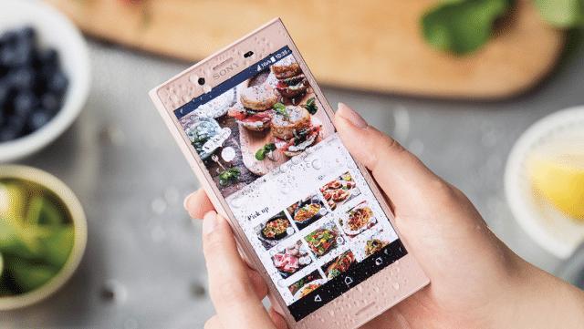 Xperia X Compact ญี่ปุ่นมาพร้อมมาตรฐานกันน้ำ IP68 – สีใหม่ Soft Pink